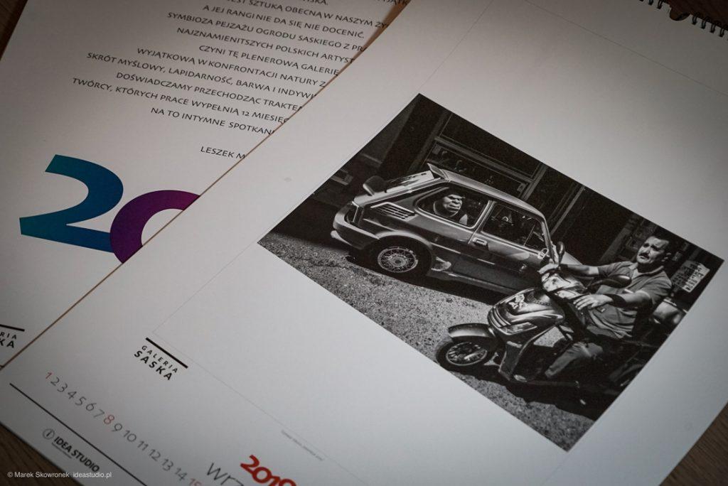 Kalendarz 2019 | Galeria Saska w Lublinie