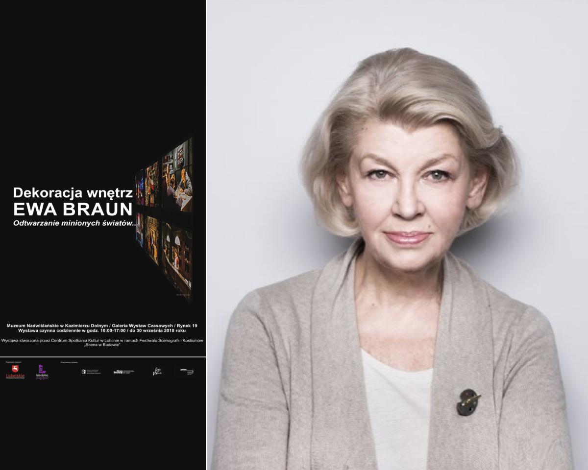 Zdjęcia z wystawy Ewy Braun – Odtwarzanie minionych światów z 24 lipca 2018 r.