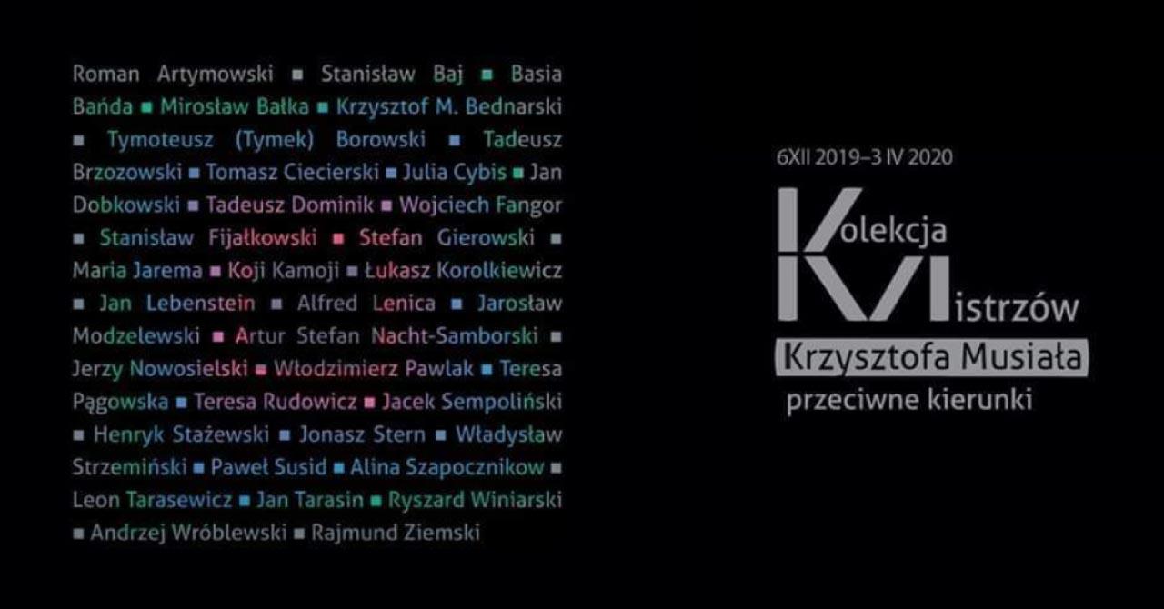 Kolekcja Mistrzów Krzysztofa Musiała Muzeum KUL