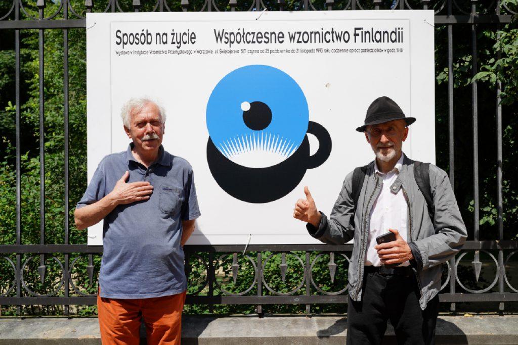 Mądzik. Wasilewski. Galeria Saska Polska Szkoła Plakatu. Relacja Video