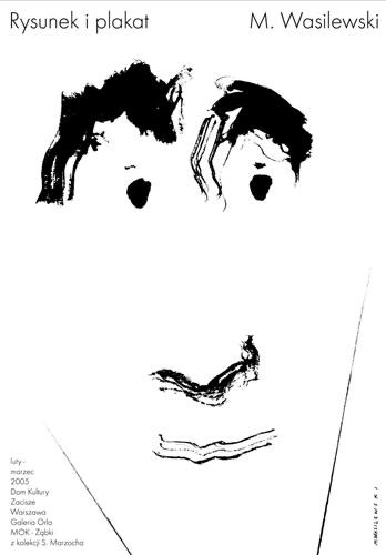 Plakat Mieczysława Wasilewskiego