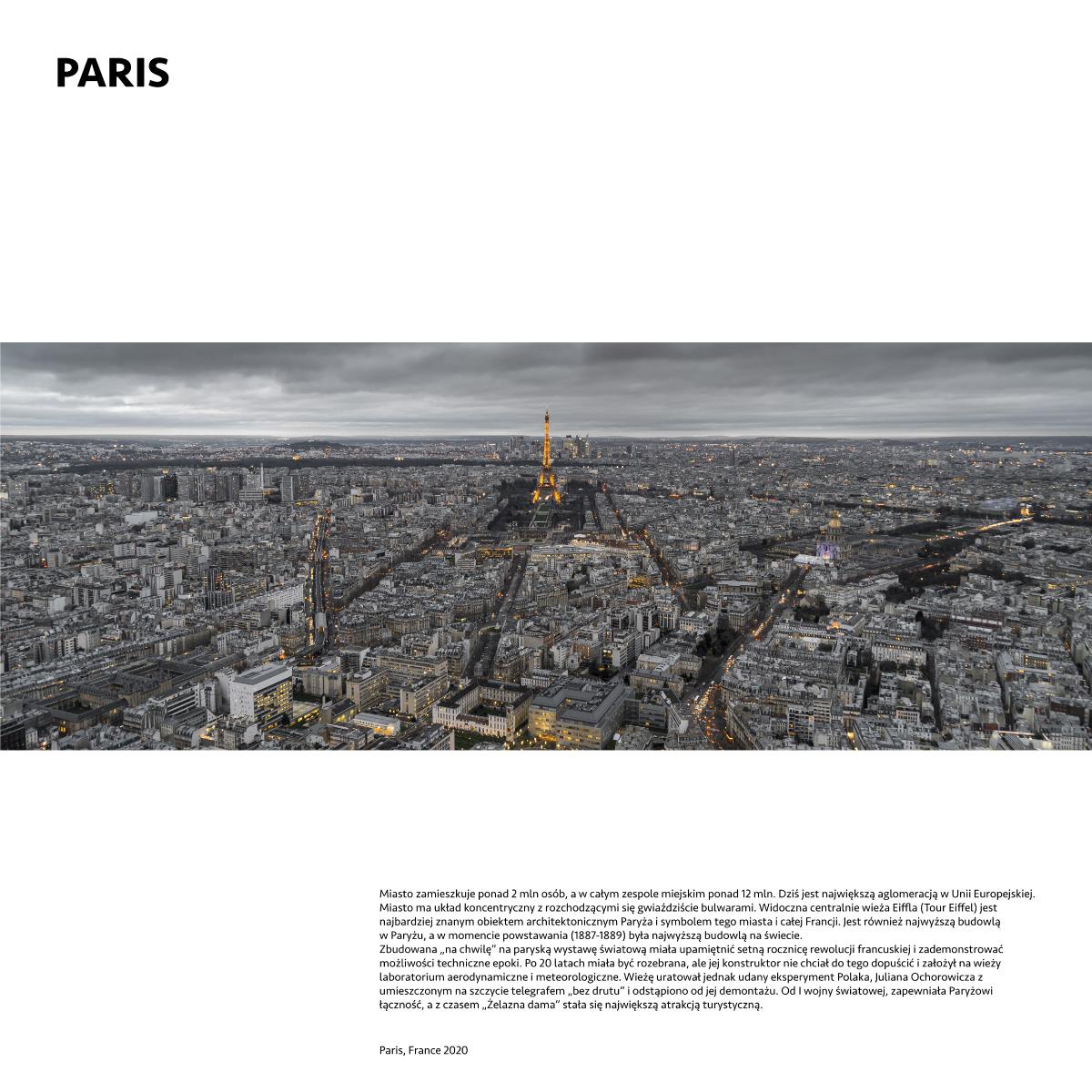 Z lotu Skowronka Marek Skowronek | Paryż